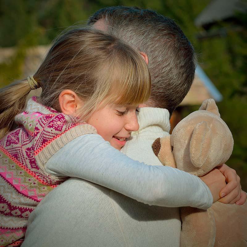 Supera tu separación con Hijos
